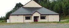 Inverinate Community Hall, Church, Kintail